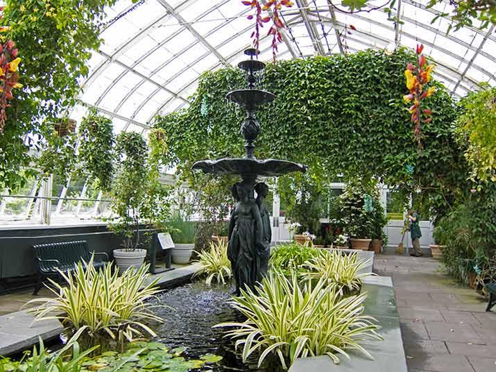 Bronx Botanical Gardens In New York City Thisamerica
