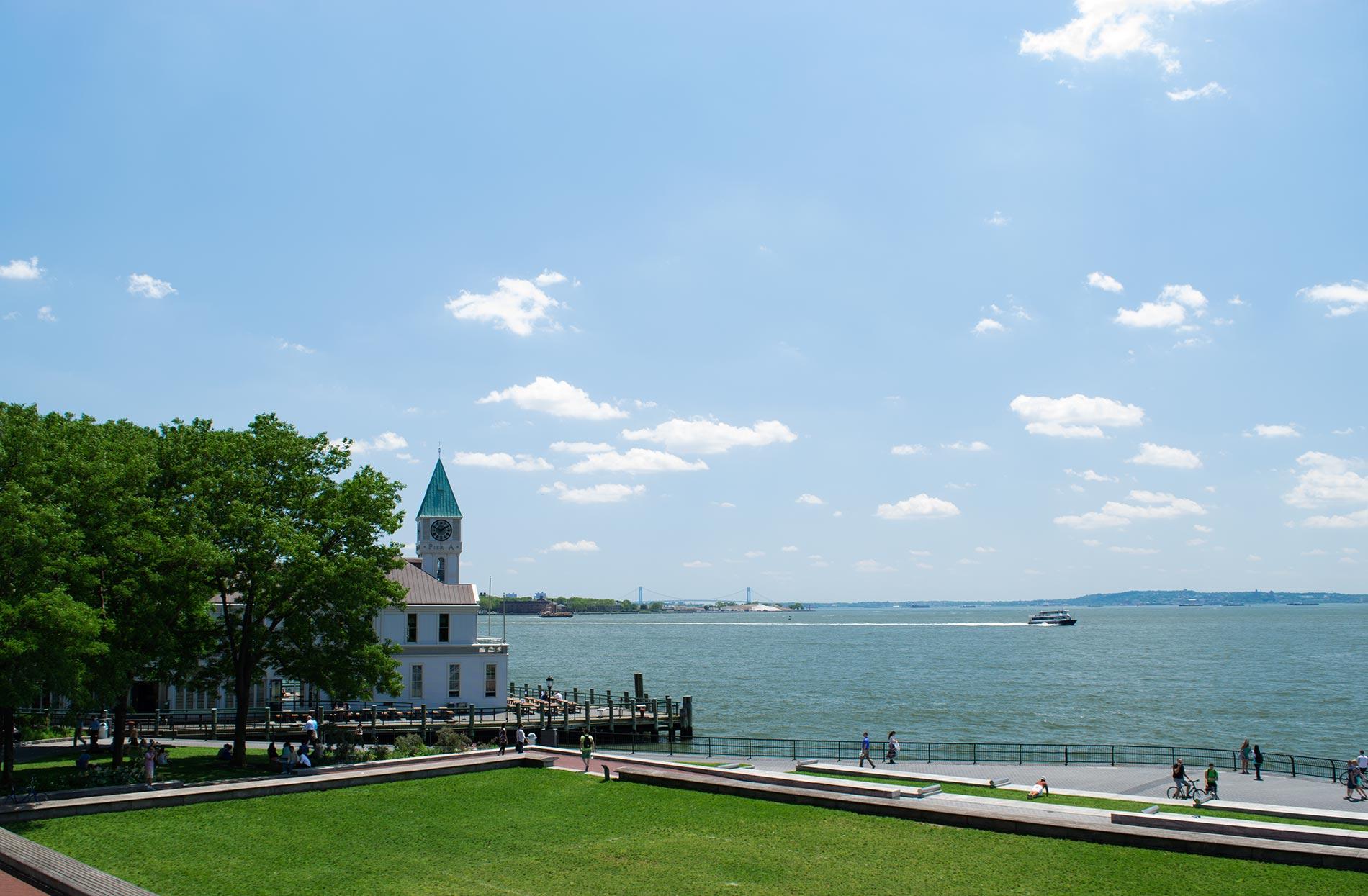 Battery Park City Thisamerica