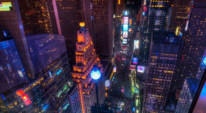 How New Year's Eve in New York celebrate? - ThisAmerica